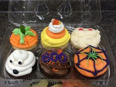 #Halloween #cupcakes for The Cake Stand, Henderson, KY