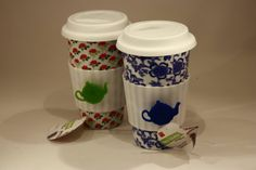 Adorable Coffee Cups