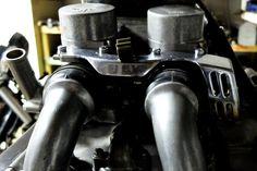 1979 Honda Goldwing carbs