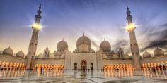 Μεγάλο Τζαμί του Σεΐχη Ζαγιέντ, Άμπου Ντάμπι,