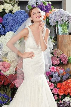 Wtoo Brides Noella Gown Style 16456 | Watters.com