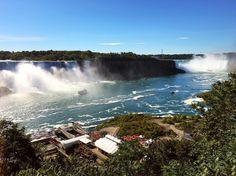 So pretty  #niagarafalls #ナイアガラの滝