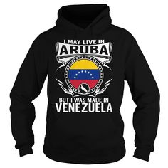 Live in Aruba - But Made in Venezuela