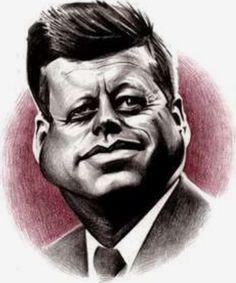 ~ John F. Kennedy
