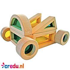 Regenboog blokken - http://credu.nl/product/regenboog-blokken/