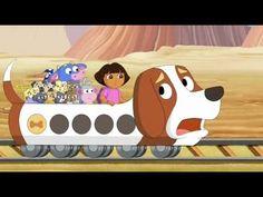 DORA AVENTUREIRA - Botinhas e o Cão Trem [HD] - YouTube