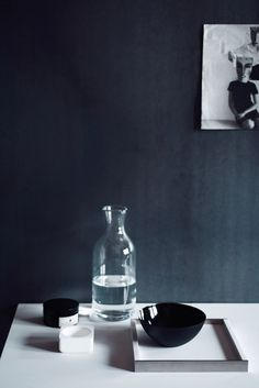 Agape, Porto #agapedesign - Product range in satin-finished stainless steel with polished edge and white Solid surface