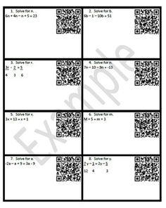 multi step equations with variables on both sides worksheet pdf format eq06 multi step. Black Bedroom Furniture Sets. Home Design Ideas