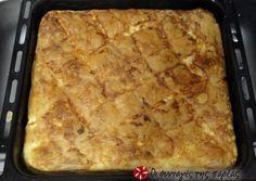 Ζαμπονοτυρόπιτα...κόλαση! Savory Tart, Savoury Pies, Greek Recipes, Lasagna, Macaroni And Cheese, Recipies, Food And Drink, Cooking Recipes, Yummy Food