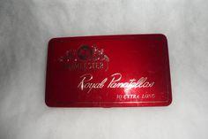 1960s Vintage RITMEESTER ROYAL PANATELLAS Cigar Tin by BYGONERA, $10.00 @ETSYCIJ #ETSYCIJ