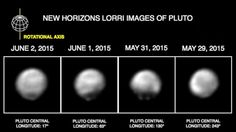 NASA's New Horizons Probe Gets Clearest Look to Date at Pluto's Complex Surface - Yahoo
