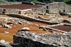 Yacimientos arqueológicos de Asturias