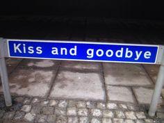 Fra flyplassen i Danmark som jeg var på i 2011.