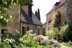 18C house in SARLAT LA CANEDA, Dordogne,  Aquitaine, France