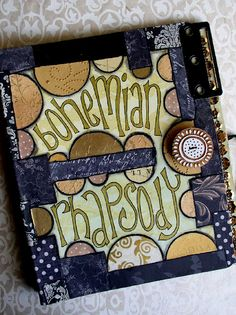 Another File Folder Journal!