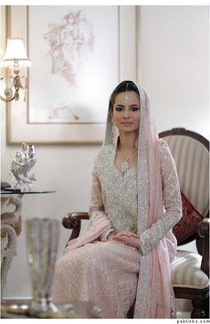 Designer of the Week: Bunto Kazmi ~ Shadi planning Indian Bridal Wear, Asian Bridal, Pakistani Wedding Dresses, Pakistani Outfits, Indian Outfits, Desi Bride, Saris, Nikkah Dress, Asian Wedding Dress