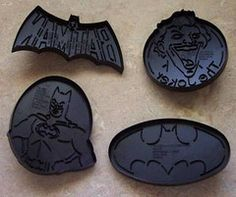 Batman Cookie Cutters!