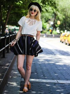 Outfit Inspiration: How To Wear Cutouts For School