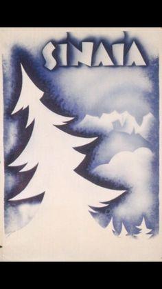 Old Signs, Vintage Travel Posters, Superhero Logos, Astrology, Snow, Memories, Retro, Vintage Posters, Memoirs