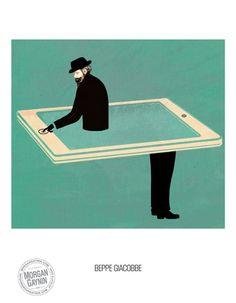 Beppe Giacobbe - Workbook Illustration Portfolio