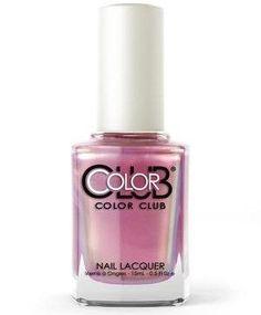 Color Club Nail Polish, Totally Buggin' 1286 Color Club Nail Polish, Opi Nail Polish, Pink Nail Colors, Pink Nails, Nail Treatment, Stylish Nails, China Glaze, Feet Care, Manicure And Pedicure