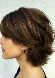 Medium Bob Hairstyles 2019 Hairstyles For Women Over 40 33