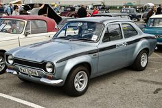 Classic Cars British, Ford Classic Cars, Escort Mk1, Ford Escort, Carros Bmw, Ford Rs, Gentlemans Club, Cars Uk, Old Fords