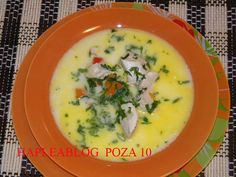ciorba ardeleneasca10 Romanian Food, Soul Food, Cheeseburger Chowder, Food To Make, Cooking, Soups, Kitchen, Soup, Brewing