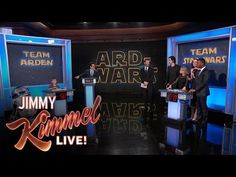 Fun With the Cast of The Force Awakens on Jimmy Kimmel Live - Star Wars Reporter http://starwarsreporter.com/2015/11/24/fun-with-the-cast-of-the-force-awakens-on-jimmy-kimmel-live/