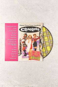 Clueless Soundtrack LP - Urban Outfitters