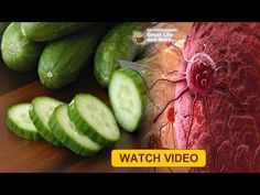Cucumber Juice Recipe to Fight Cancer - YouTube