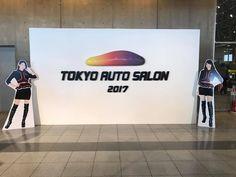 Kamiwaza Japan at Tokyo Auto Salon 2017 #東京オートサロン #東京オートサロン2017 #autosalon #tokyoautosalon #tokyoautosalon2017 #tas2017 #KamiwazaJapan #1048style Salons, Tokyo, Japan, Gallery, Decor, Lounges, Decoration, Roof Rack, Tokyo Japan