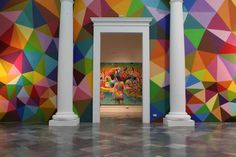 Okuda llena de color Valencia con su última exposición (Yosfot blog)