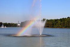 Fountain Rainbow - South Mountain Reservation - West Orange NJ