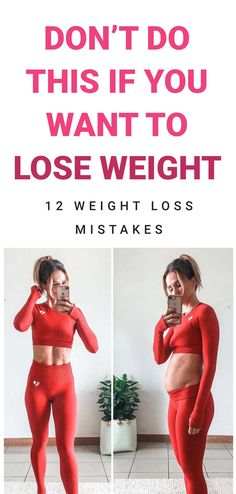 There are a few things that many people do to lose weight, that are totally unnecessary. In fact, they can only waste your time and slow you down. So, here are the 12 things you should never do if you want to lose weight. Let's jump right into them! Lose Thigh Fat, Lose Belly Fat, Weight Loss Challenge, Weight Loss Meal Plan, Fit Board Workouts, Fun Workouts, Glute Isolation Workout, Weight Loss Calculator, Weight Loss Surgery