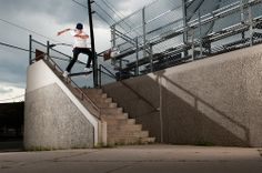 Ryan Lybarger - Tailslide - Denver, CO