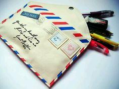 Lapicera de carta