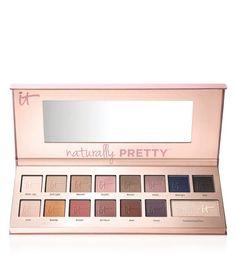 Kathleen lights: Naturally Pretty Vol. 1 Matte Luxe Transforming Eyeshadow Palette Main