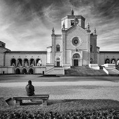 Milano - Monumentale by Silvano Dossena on 500px