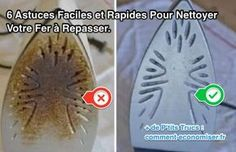 6 Astuces Faciles et Rapides Pour Nettoyer Votre Fer à Repasser. Buffer, Diy And Crafts, Sweet Home, Cleaning, Html, Content, Home, Cleanser, House Beautiful