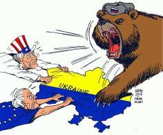 #Ukraine #Europe #USA #Russia