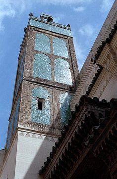 Mosque and Mausoleum of Sidi Ahmad al-Tijani, Fes, Morocco