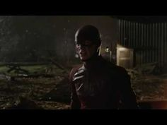 The flash - joe West finds that Barry is the Flash - YouTube