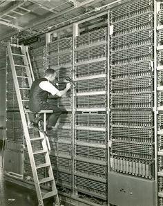 Electromechanical Telephone-Switching - Engineering and Technology History Wiki