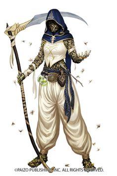 Vermin Gal by Akeiron on DeviantArt Fantasy Character Design, Character Design Inspiration, Character Concept, Character Art, Fantasy Warrior, Fantasy Rpg, Medieval Fantasy, Dnd Characters, Fantasy Characters