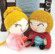 Amigurumi Rapunzel Pattern : 1000+ images about Crochet - Fairytale And Story ...