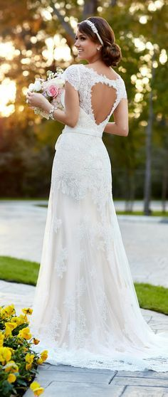 dream wedding #dress #fashion #elegant #beauty http://www.gindress.com/wedding-dresses-us62_25/p5