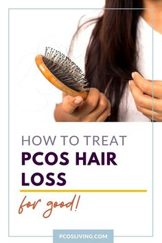 PCOS Hair Loss: Everything You Need to Know — PCOS Living