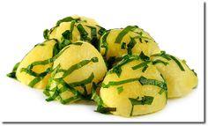 Bärlauch Kartoffeln