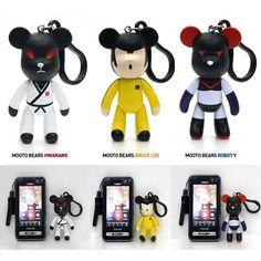 MMA Bears Key Holders